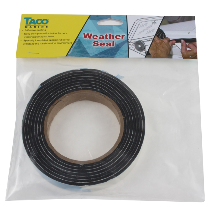 TACO Marine Hatch Seal Tape - 1/8