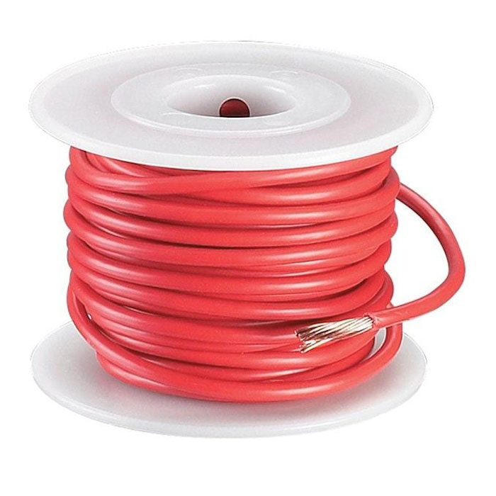 ANCOR BATTERY CABLE 8 AWG 25'