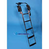 ARMS 4STEP BLACK RIB LADDER LG