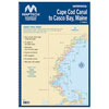 Maptech Waterproof Chartbook - Cape Cod Canal to Casco Bay
