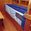 Blue Performance Lee Cloth - Bunk Safety Guard