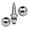 Tow Ready Interchangeable Trailer Hitch Ball Kit