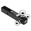 Pro Series Tri-Ball Trailer Hitch Ball Mount