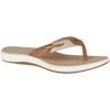 Sperry Women's Seabrooke Surf Metallic Flip Flop