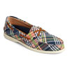 Sperry Women's Authentic Original Washed Plaid Boat Shoe