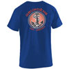 Grunden's Men's Anchor Graphic T-shirt