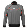 Gill Men's Pro Top, Colors: Ocean and Gray