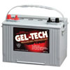 Gel-Tech Deep Cycle Marine Battery Group 27