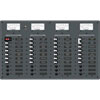Blue Sea Systems Combination Circuit Breaker Panel (8095)