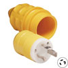 Marinco 30 Amp 125 Volt Locking Male Plug Replacement Kit