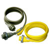 Furrion 30 Amp Heavy Duty Marine Cordset with Powersmart LED - 25 ft.