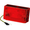 Wesbar Submersible 4x6 Low Profile Tail Light (403075)