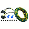 Wesbar 5-Way Flat Trailer Wire Harness - 25 foot - Wishbone