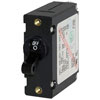 Blue Sea Systems A-Series Toggle Circuit Breaker - Single Pole - Black