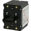 Blue Sea Systems A-Series Toggle Circuit Breaker - Double Pole