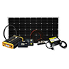 Go Power! Weekender Solar Charging System