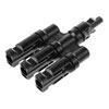 Go Power! MC4 Expansion Branch Connector (MC4-BC-1M3F)