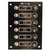 WHITECAP TOGGLE SWITCH PANEL