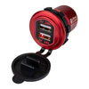 Sea-Dog Dual USB Power Socket