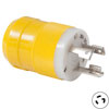 Marinco 30 Amp 125 Volt Locking Male Plug