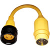 Marinco Pigtail 30 Amp Female to 50 Amp Male