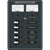 Blue Sea Systems DC Branch Circuit Breaker Panel