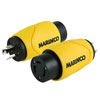Marinco EEL 20 Amp Male to 30 Amp Female Adapter