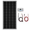 Xantrex Solar Rigid Cell Charging Kit - 100 Watt