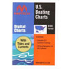 Maptech Navigation U.S. Boating Charts With Tides & Currents On DVD