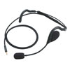 Icom Behind-the-Head Headset with Boom Mic