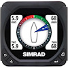 Simrad IS40 Color Instrument Display