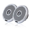 "Fusion MS-FR4021 4"" 2-Way Full-Range Marine Speakers"