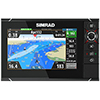 Simrad NSS7 evo2 Multifunction Display with TotalScan and C-MAP