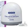 KVH TracVision TV6 with TV-Hub Web Interface