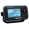 SI-TEX SVS-460CE Chartplotter - Internal and External GPS Antenna