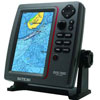 SI-TEX SVS-760CF Digital Color Chartplotter / Fishfinder with External GPS