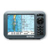 SI-TEX SVS-880CE Chartplotter with External GPS