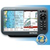 SI-TEX SVS-1010CF-E Chartplotter / Fishfinder with External GPS