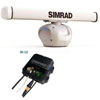 Simrad Halo Pulse Compression Radar - 3 Foot