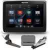 Raymarine a98 Multifunction Navigation Display with CHIRP Side / DownVision