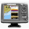 Lowrance Hook-5 Fishfinder / Chartplotter with Transducer and Charts