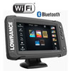 Lowrance Elite-7 Ti Touch Screen Fishfinder / Chartplotter