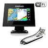 Simrad GO5 XSE Display with Insight Maps and TotalScan