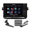 Raymarine eS98 Multifunction Navigation Display with CHIRP Side / DownVision