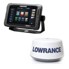 Lowrance HDS-9 Gen2 Multifunction Display with Broadband 3G Radar