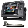 Lowrance HDS-7 Gen3 Touchscreen with w/TotalScan Transducer