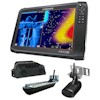 Lowrance HDS-12 Carbon Multifunction Display 3D Bundle with Transducers