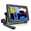 Lowrance Elite-12 Ti Multifunction Display with TotalScan Transducer
