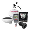 Raymarine i70s Wireless Wind Package w/ T222 Tx, Thru Hull Tx, Heading Sensor