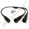Raymarine A80478 Transducer Adapter Y-Cable